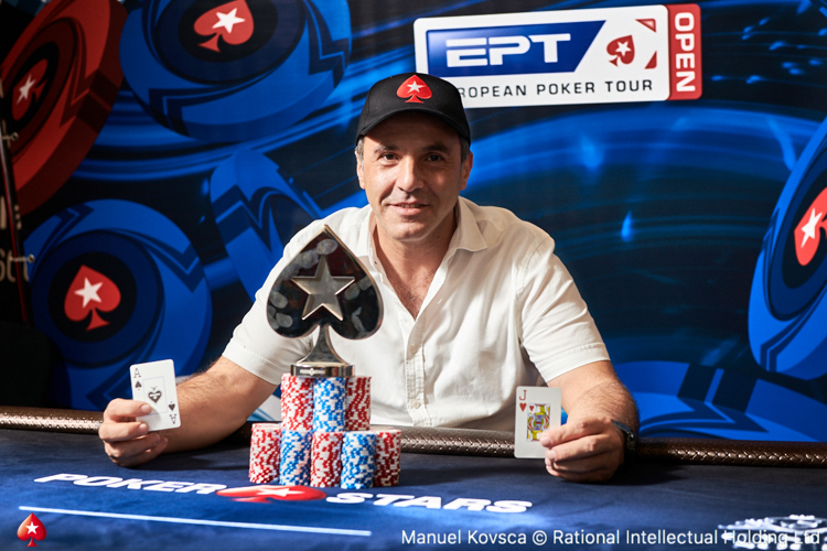 Ept Open Sochi Results And Winners From This Week S Festival Pokerstars Blog