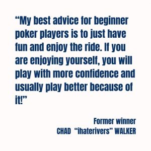 Quote by Chad Walker