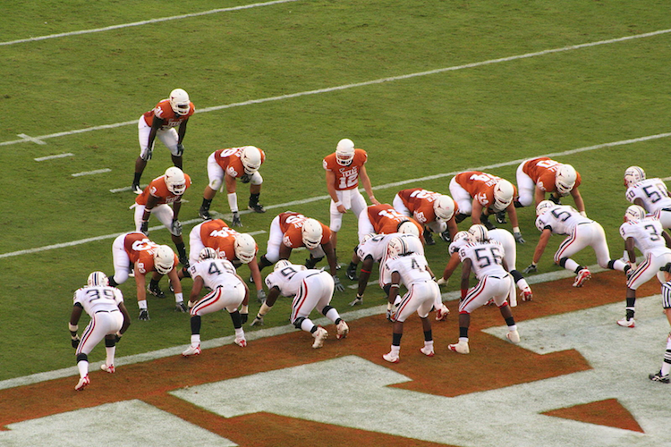 Teams almost always want to get in the endzone here... almost!